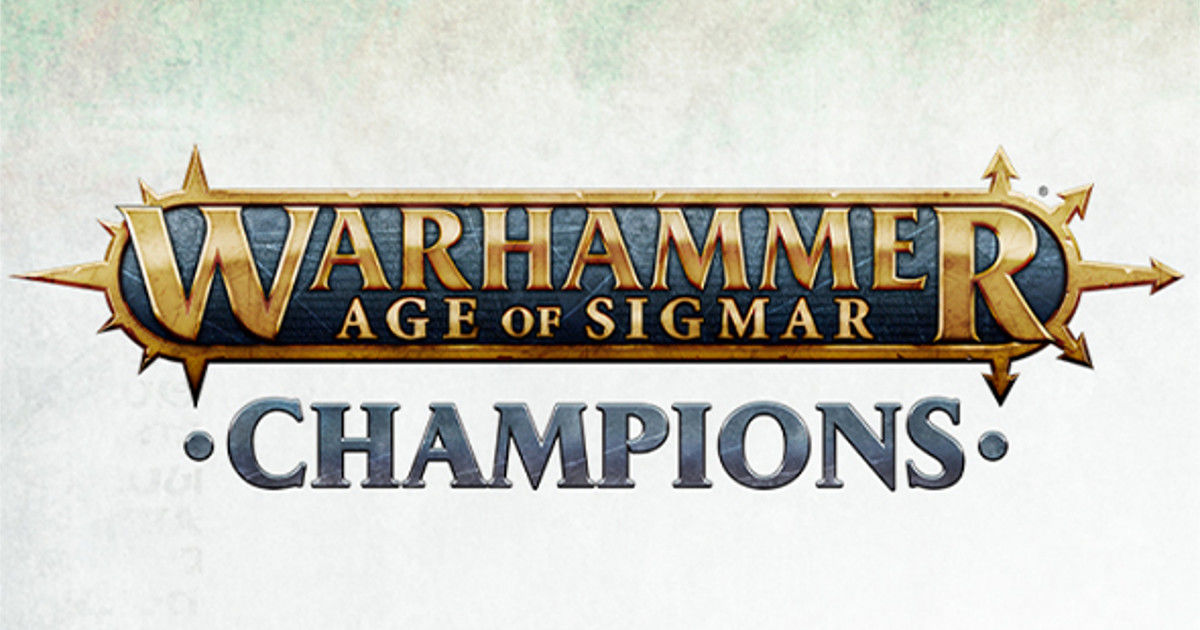 Games Workshop annuncia Warhammer Age of Sigmar