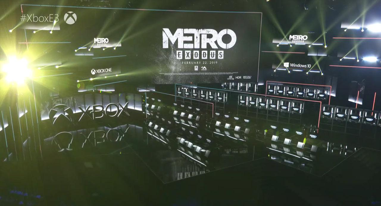 Metro exodus E3 2018