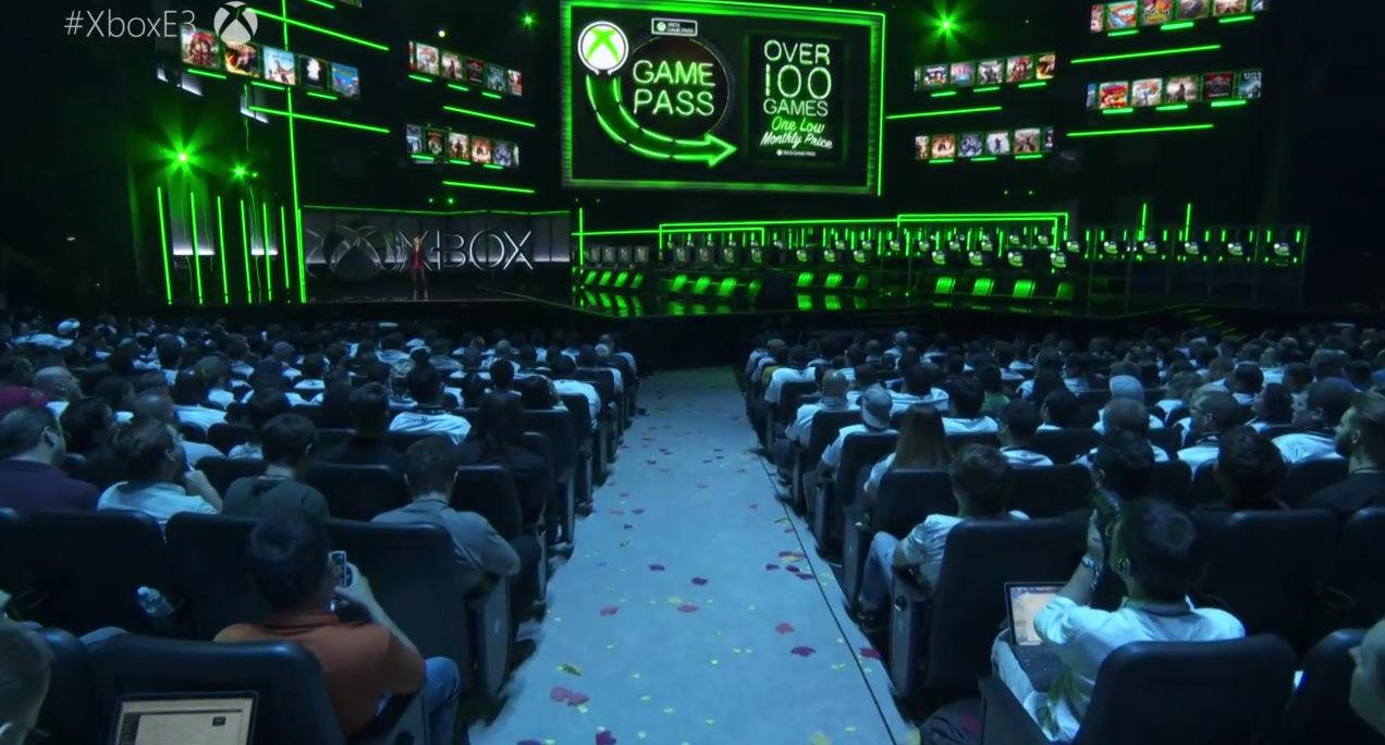 microsoft gamepass E3 2018