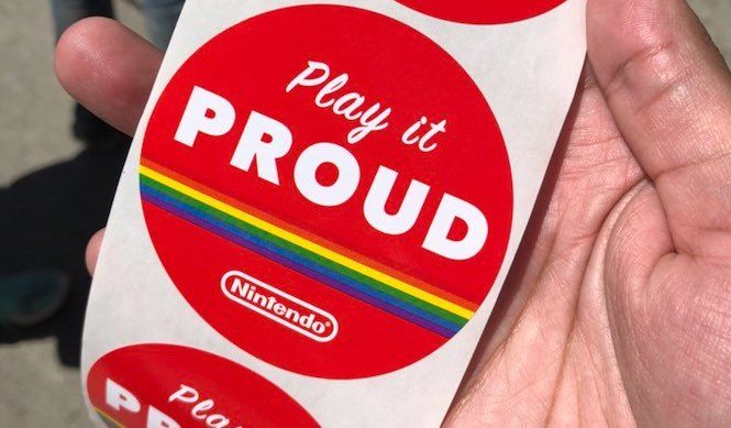 Nintendo e Niantic a Seattle per la Pride Parade