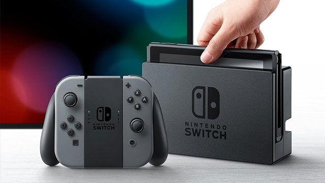 Nintendo Switch dati di vendita