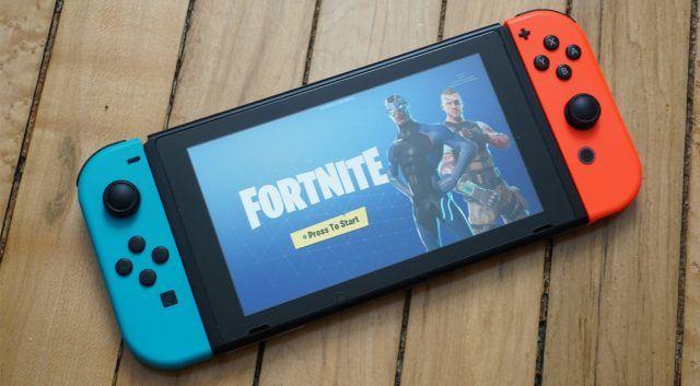 Nintendo Sony Switch Fortnite Microsoft Xbox One