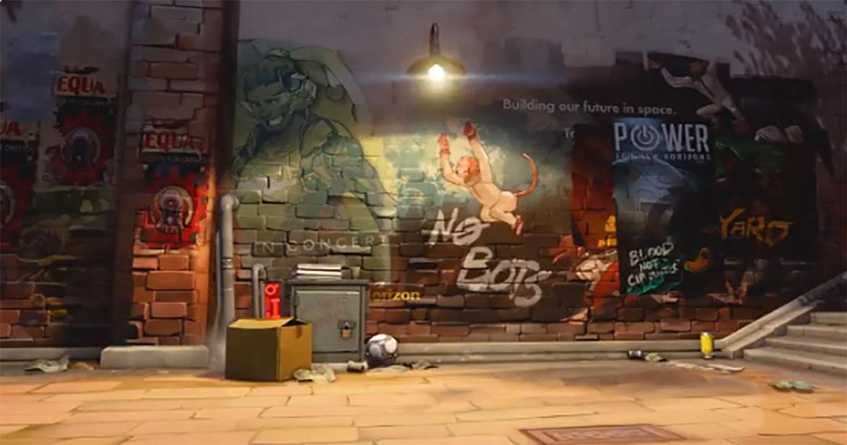 Blizzard mostra un nuovo teaser per Overwatch