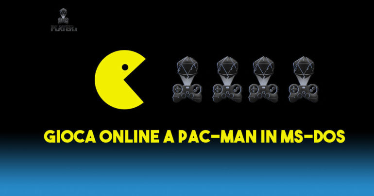 pac-man in ms-dos