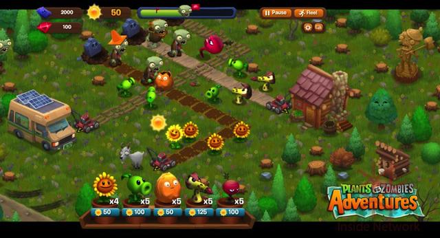 plants-vs-zombies-adventures-on-facebook