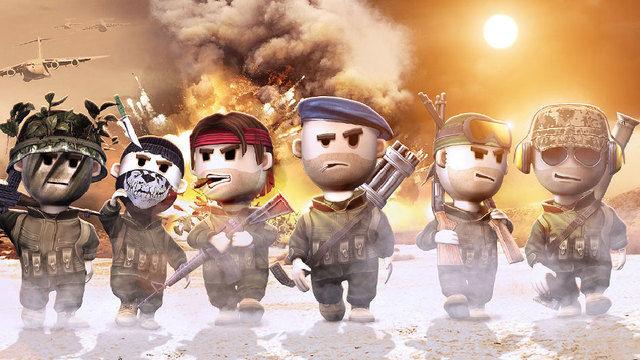 pocket-troops