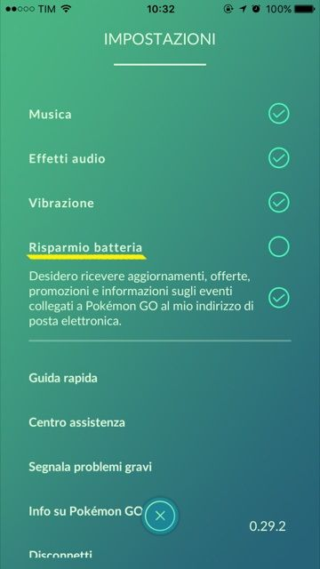 risparmio-batteria-pokemon-go