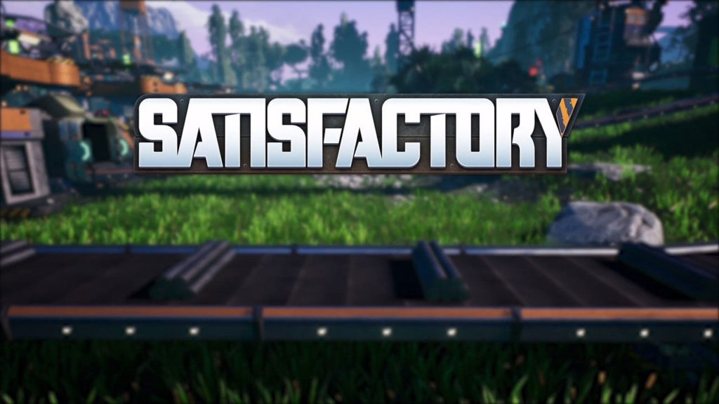 satisfactory e3 pc gaming