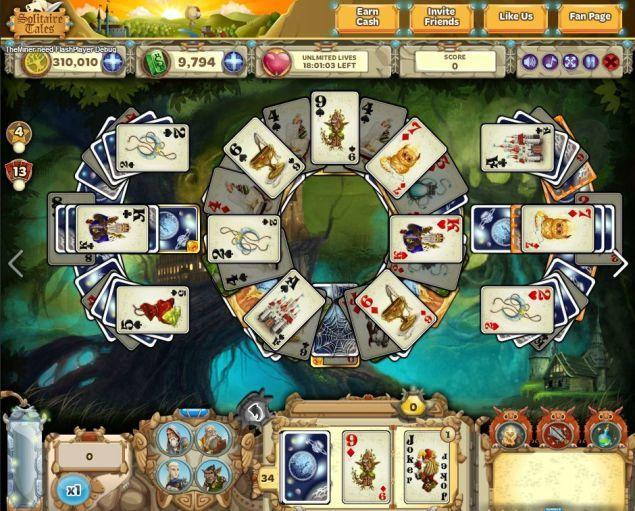 solitaire-tales-trucco-punteggio-altissimo