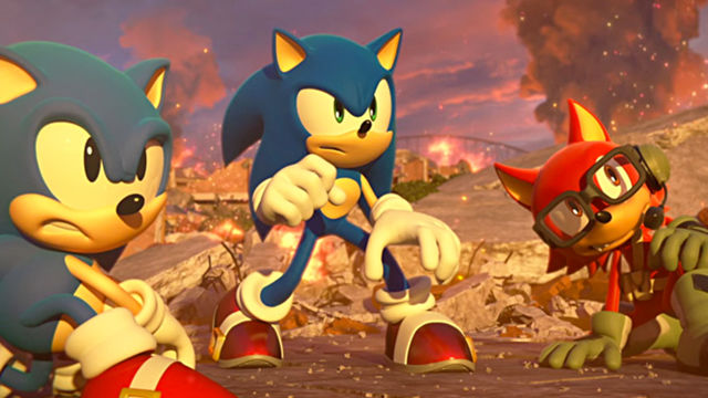 sonic the hedgehog il film