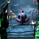 spiderman e3 2018 sony gameplay