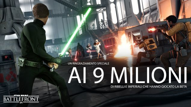 star-wars-battlefront-9-milioni-giocatori-beta