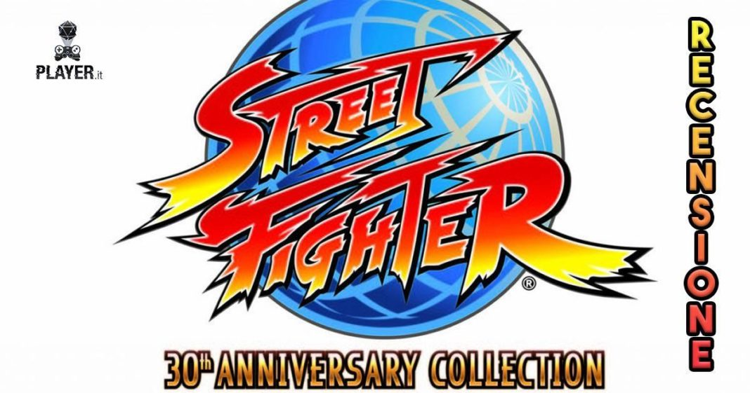 street fighter 30th anniversary collection recensione