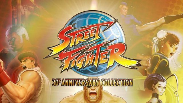 street-fighter-30th-anniversary-collection-annuncio