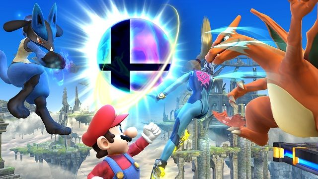 super smash bros ultimate sarà giocabile al lucca comics and games 2018