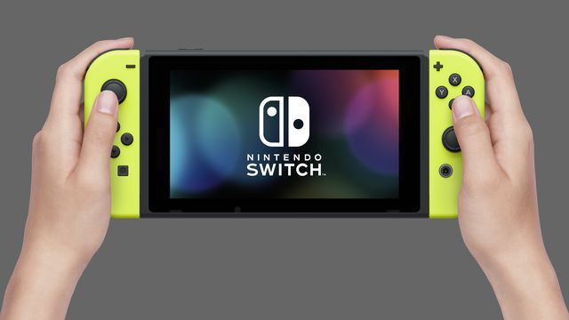 switch-joy-con-giallo-neon
