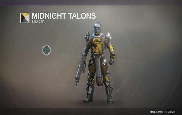 talons-di-mezzanotte-destiny-2-shader