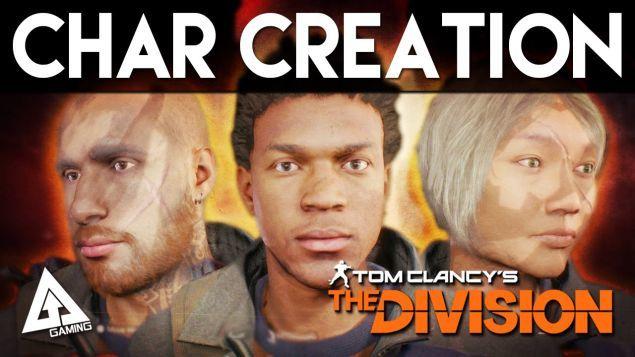 the-division-video-creazione-personaggio