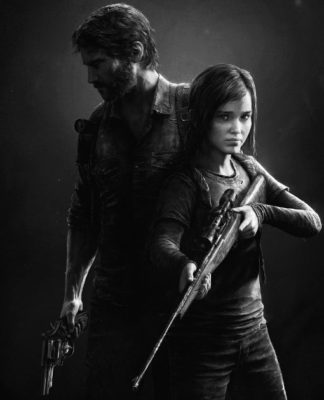 The Last of Us Copertina