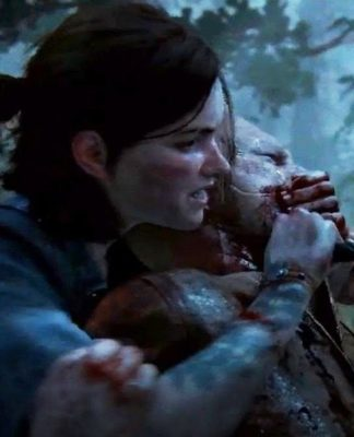 the last of us: part 2 animazioni fake