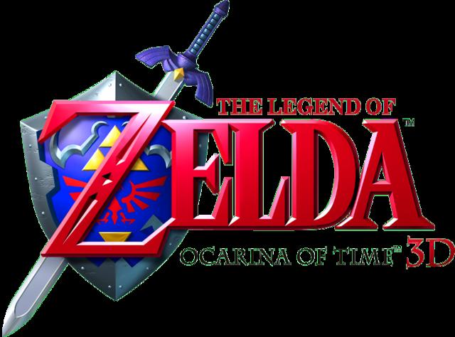 the_legend_of_zelda_-_ocarina_of_time_3d_logo