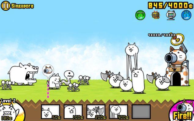 trucchi-the-battle-cats-sbloccare-flower-cat-recuperare-energia