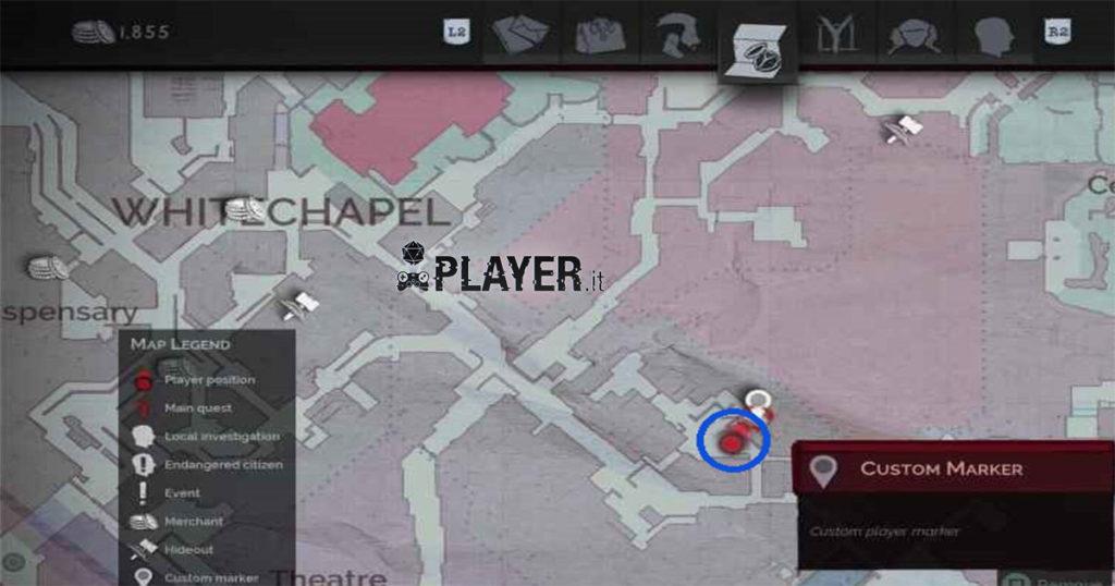 Vampyr guida missioni secondarie