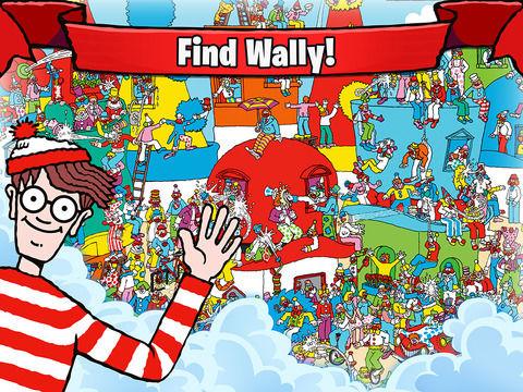 wally-friends