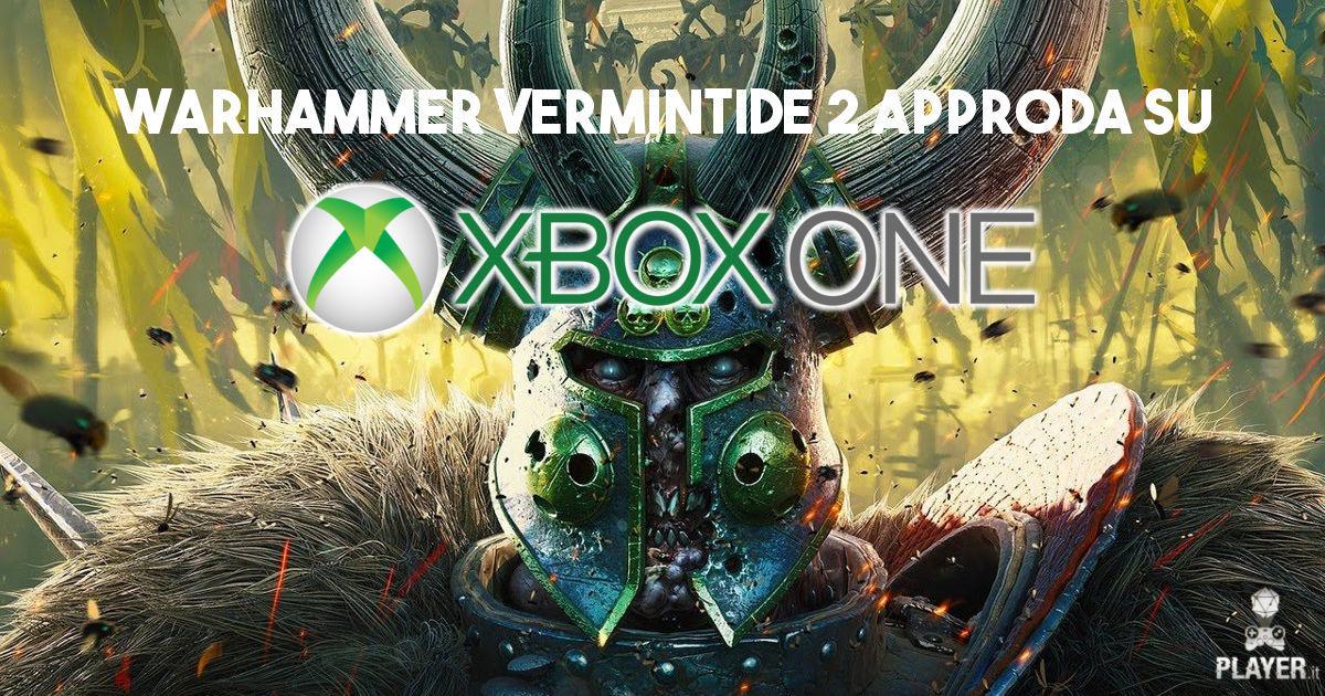 Warhammer Vermintide 2 approda su Xbox One