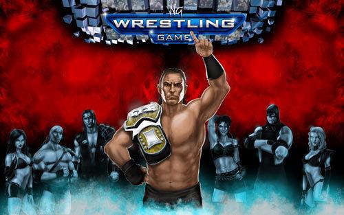 wrestling-game