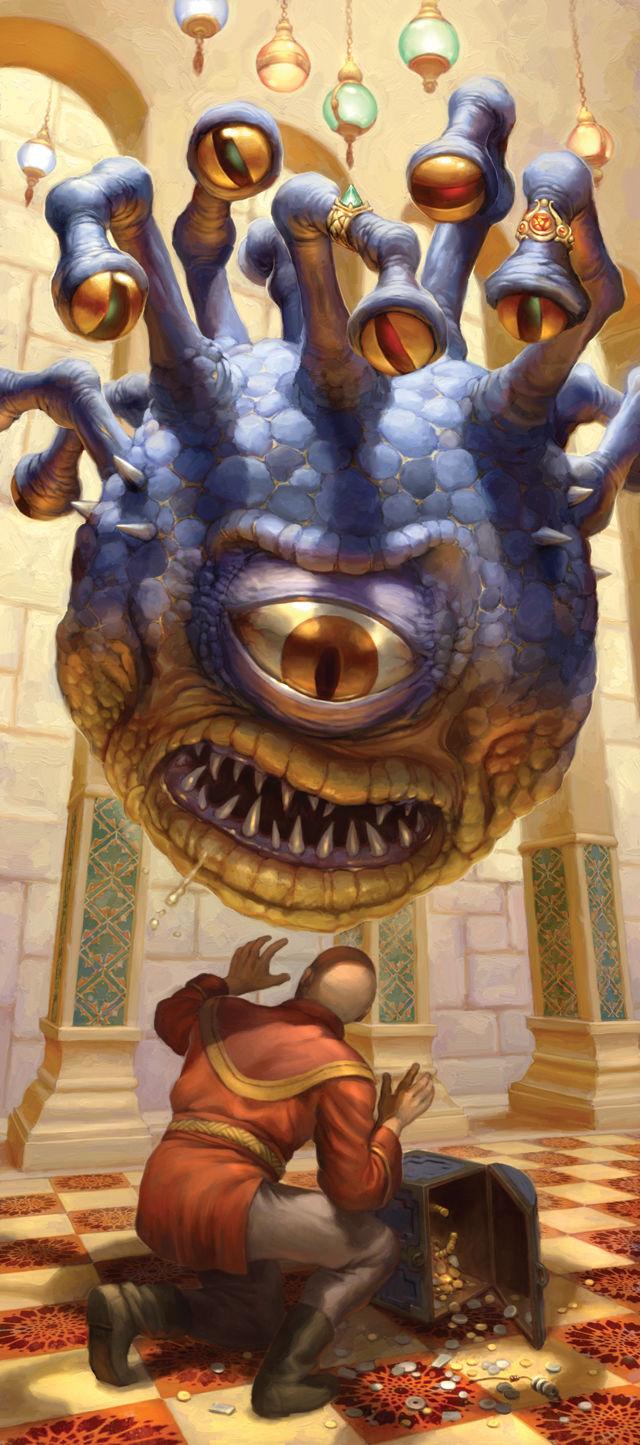 xanathar waterdeep dragon heist campagna avventura D&D 5