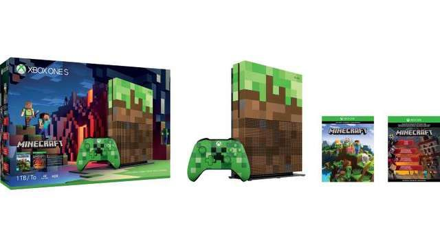 xbox-one-s-minecraft-edition-unboxing