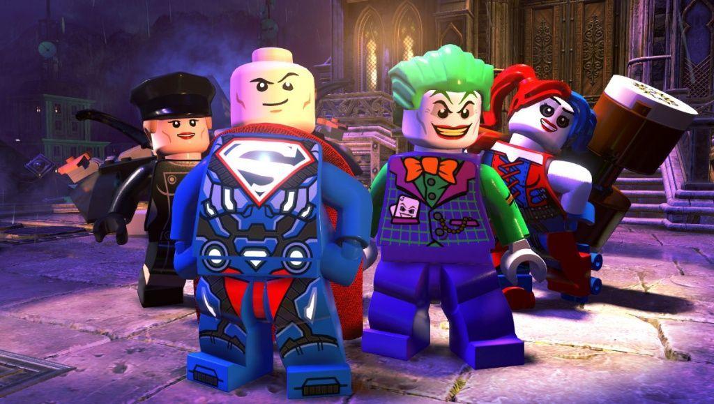 Direttamente dal Comic-Con di San Diego arrivano nuove informazioni sul titolo LEGO DC Super-Villains.