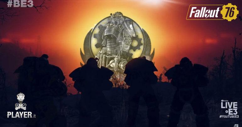 Confraternita d'Acciaio in Fallout 76