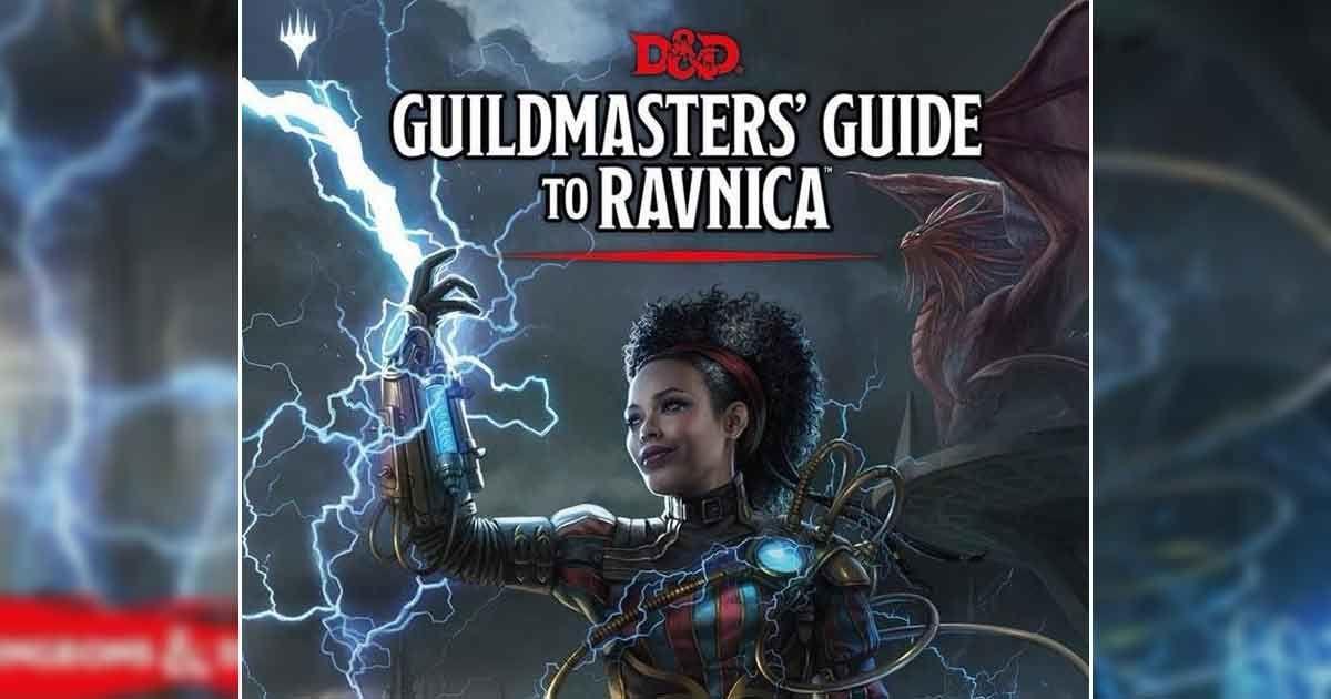 D&D guildmaster Ravnica