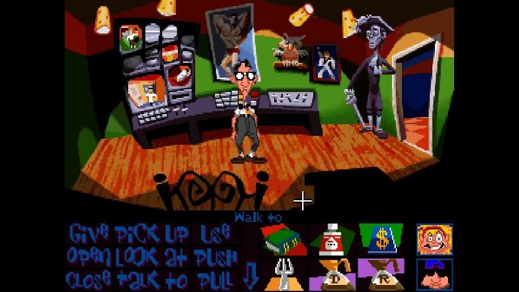Day of the Tentacle 4