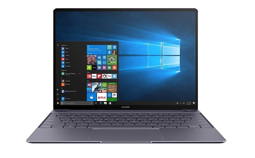 Huawei Matebook X Laptop 2018