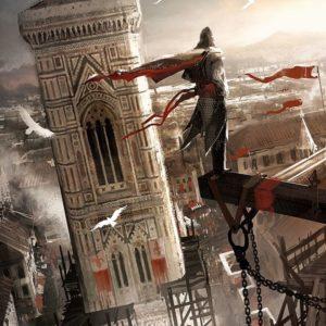 Italy&Videogames Assassin's Creed II - Firenze, Campanile di Giotto