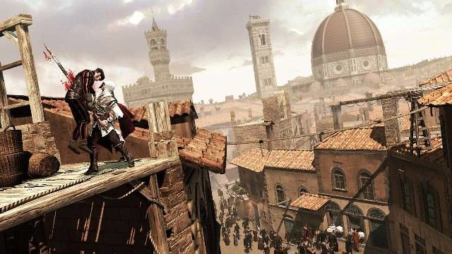 Italy&Videogames Assassin's Creed II - Firenze, Santa Maria in Friore