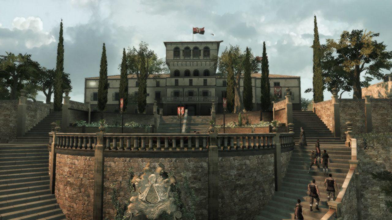 Italy&Videogames Assassin's Creed II - Monteriggioni, Vilal auditore