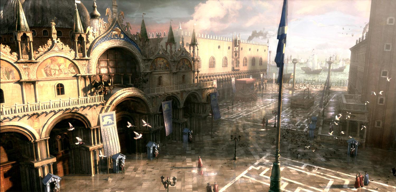 Italy&Videogames Assassin's Creed II - Venezia, Palazzo Ducale