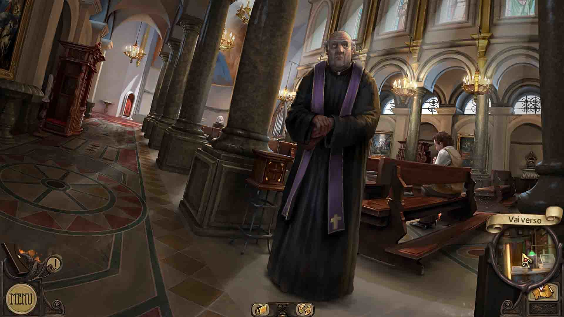 Occultus: Cabala Mediterranea - Chiesa di San Giorgio
