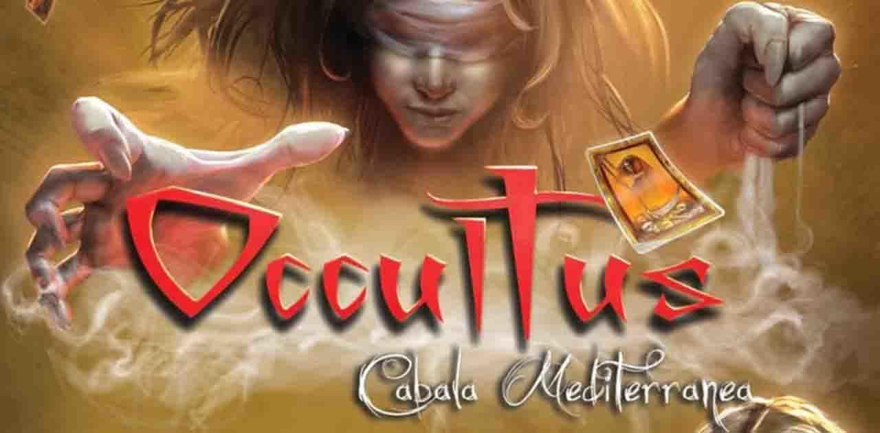 Occultus: Cabala Mediterranea - Copertina