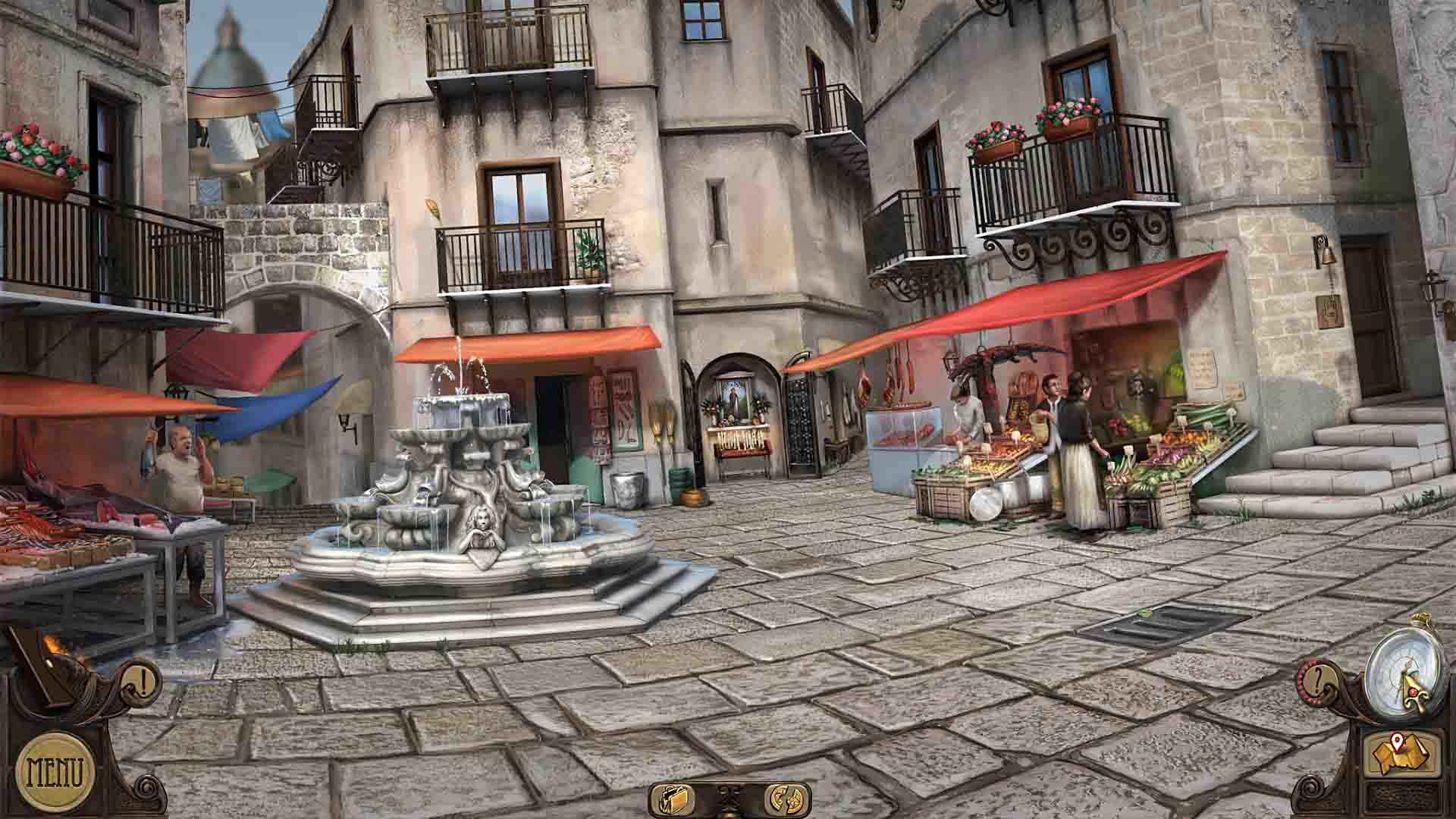 Occultus: Cabala Mediterranea - Piazza