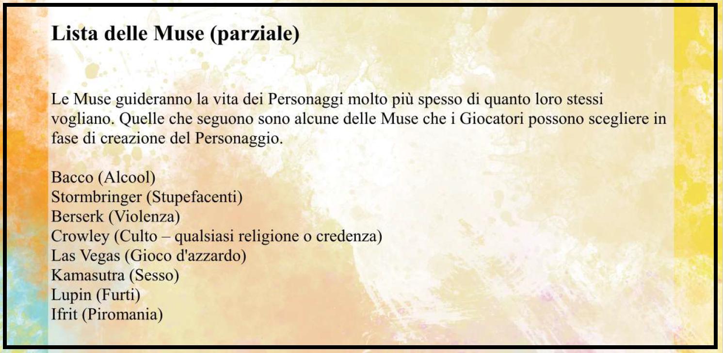 Rockopolis - Minos Games - Le Muse