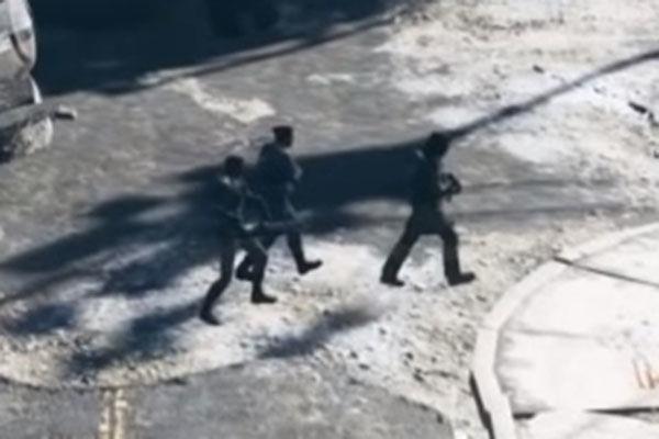 Soldati trailer Fallout 76