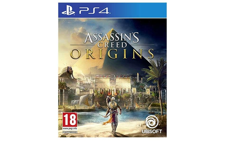assasin's creed origins prime days 2018