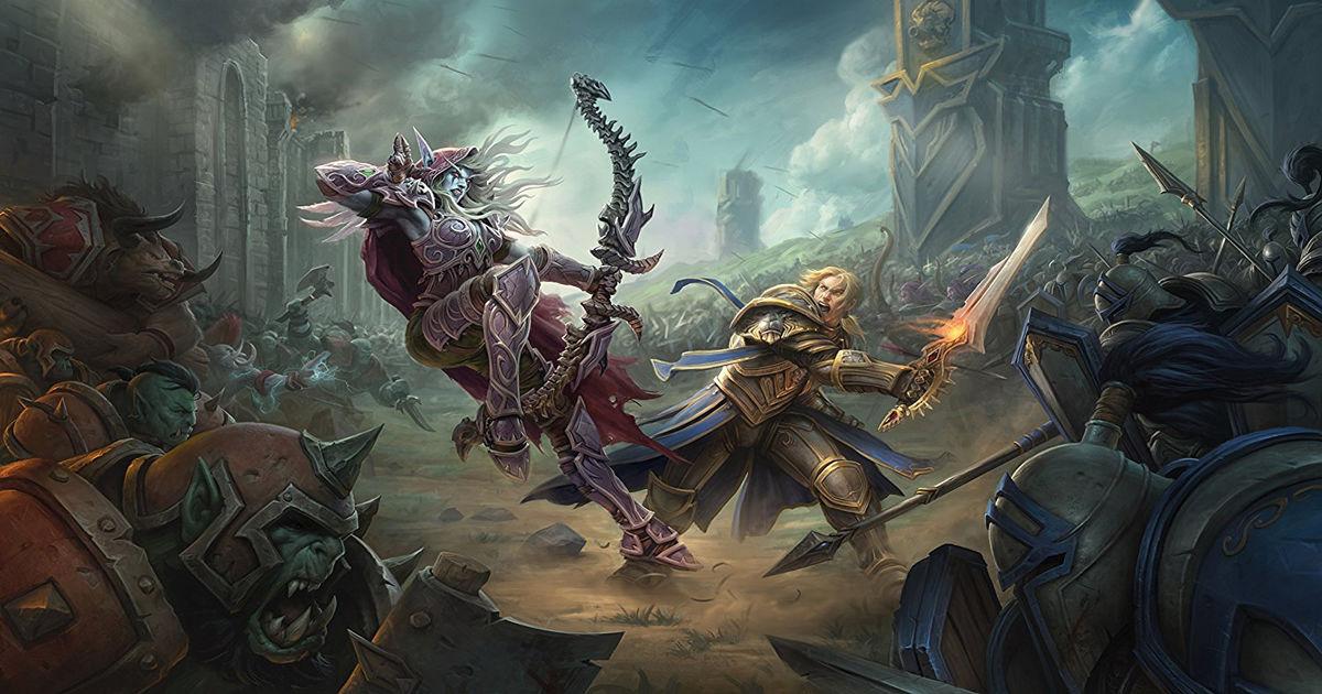 World of Wacraft Battle for Azeroth, ha inizio la Guerra delle Spine