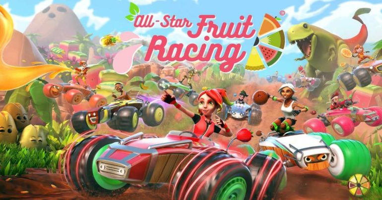 All-Star Fruit Racing cover