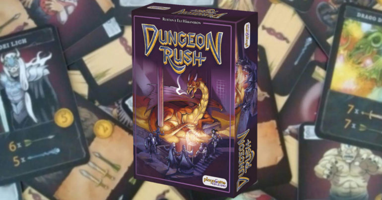 Recensione di Dungeon Rush